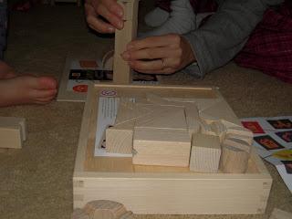 Tsumiki Unique Wooden Construction Blocks
