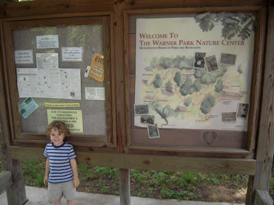 Percy Warner Park Nature Center: Ponds and Creeks with Kids