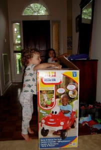 Little Tikes Ride-On Fire Truck Review