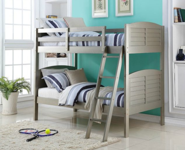 Five types of bunk beds for kids for Different type of beds