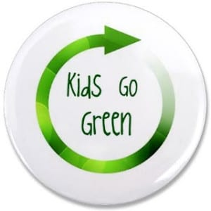 Simple Actions Kids Can Take to Go Green