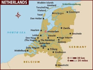 Planning a Vacation to the Netherlands