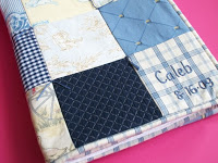 Dolce Dreams Personalized Handmade Baby Quilts