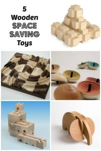 Space Saving Toys That are Beautiful and Developmental