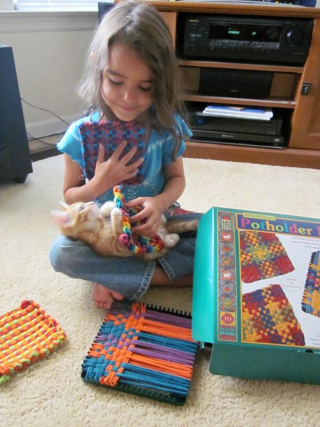 cotton loops potholder loom kit