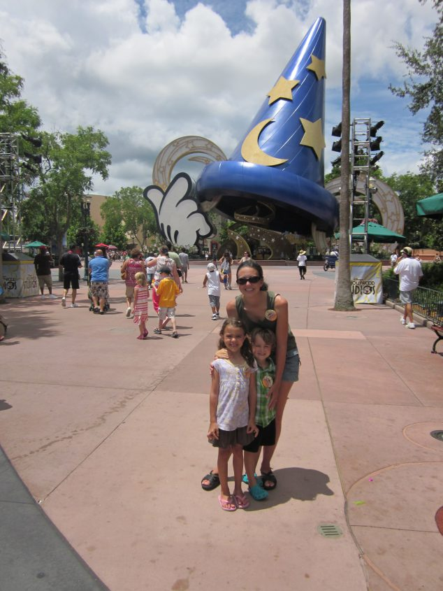 Disney Hollywood Studios- First Visit With Kids!