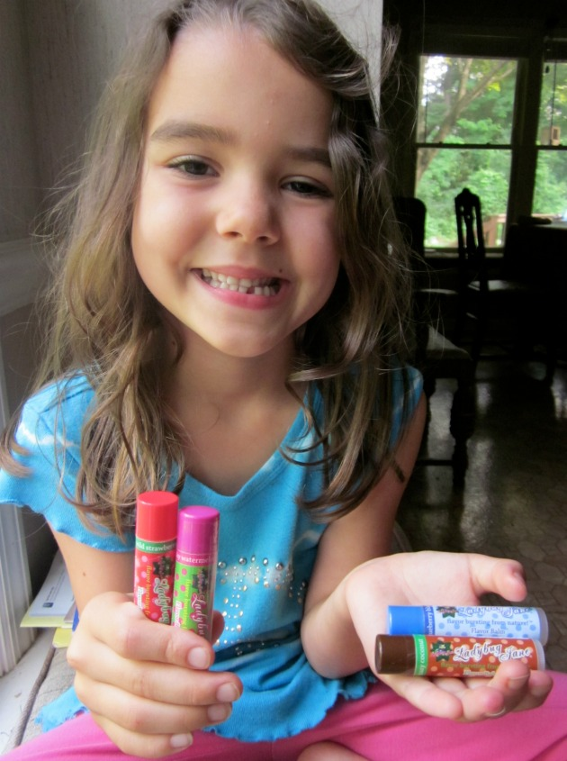 organic lip balm kids