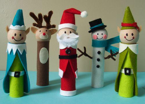 save - Christmas Craft Ideas Pinterest