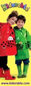 Dragon Knight Kids Rain Gear Collection Review