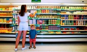 Supermarket Stress: How To Avoid Child Temper Tantrums