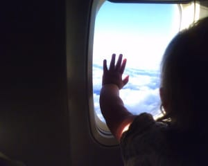 Tips for Flying with Children