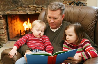 Bring the Family Together This Winter with Storytelling