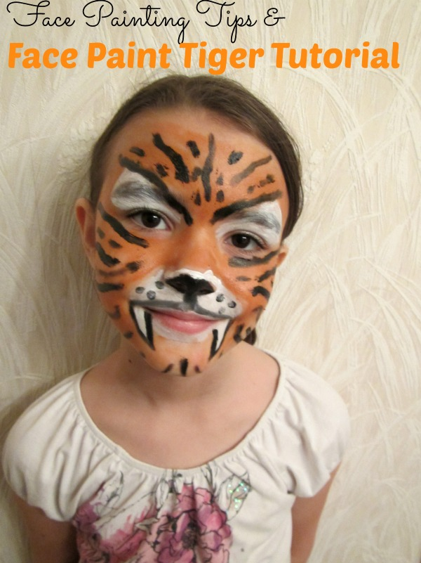 Face Painting Tips