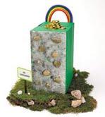 leprechaun trap door box