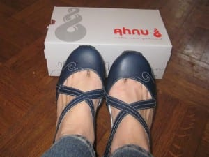 Ahnu Karma Shoe Review- Yoga Chic Style and Comfort