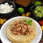 Crock Pot Carnitas Pork Recipe