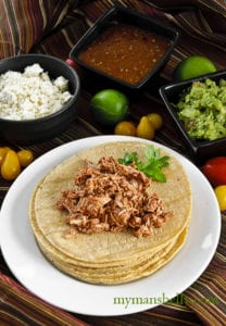 Crock Pot Carnitas Pork Recipe
