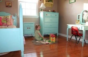 Decorating A Baby Room On A Budget