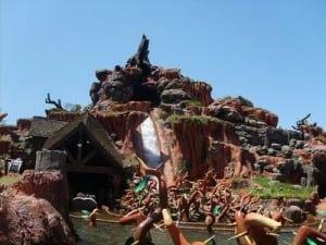 Top 5 Walt Disney World Rides for Young Children