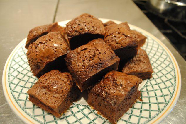 Zucchini Brownies Recipe