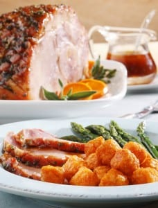 recipe for Tangerine Bake Ham
