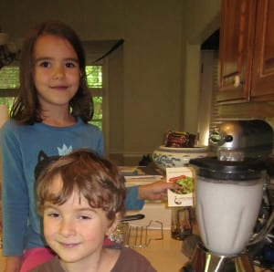 Cooking With Your Kids Teaches More Than Recipes