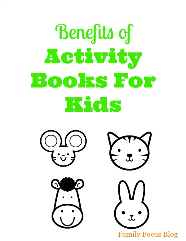 benefits of activity books for kids