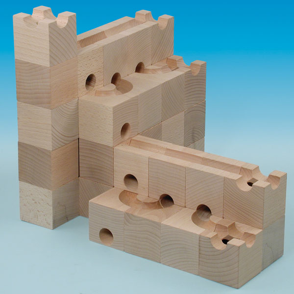 Wooden Marble Run Plans PDF Woodworking