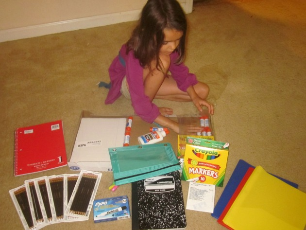EPI School Supply Packs