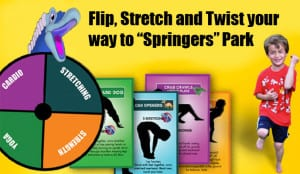 Looking For Fitness Games For Kids? Try Flip2BFit