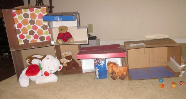 Family Fun with Boxes