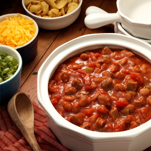 beef cowboy chili