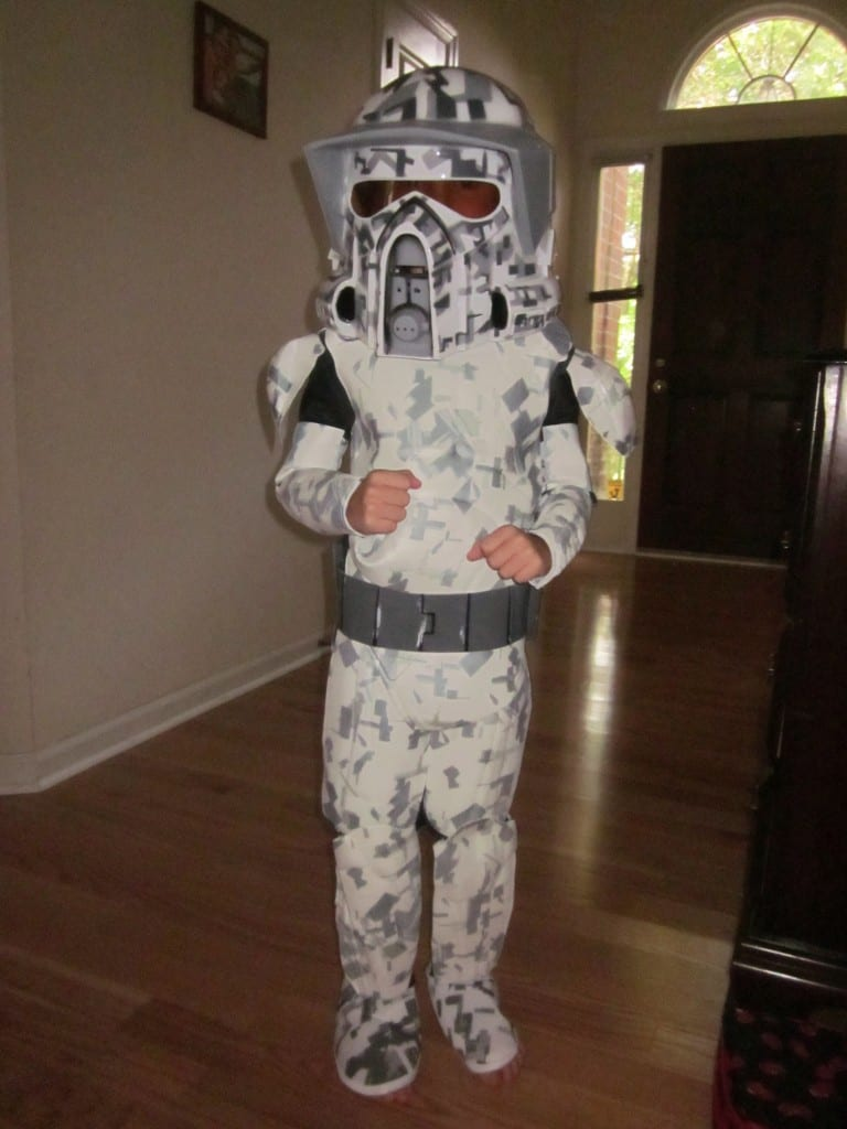 Save & Clone Trooper Costume Review