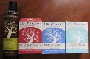 Dr Woods Soap