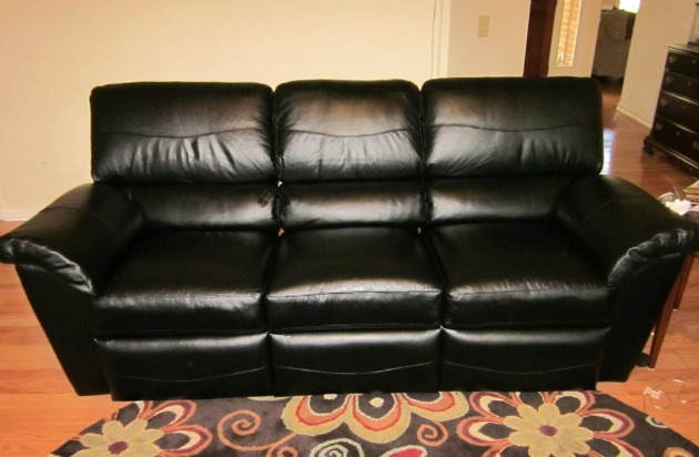 La Z Boy Furniture Review Reese Sofa