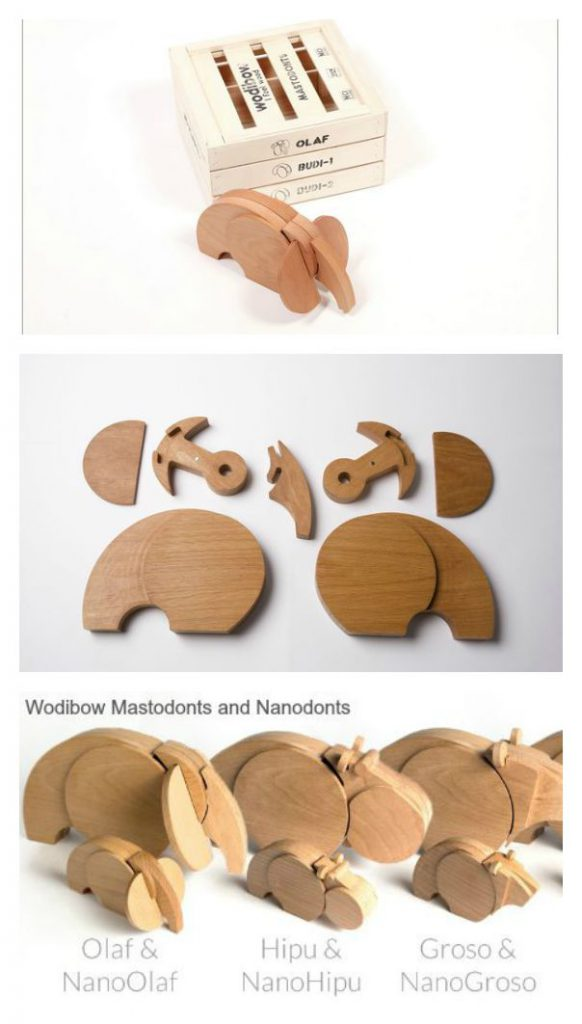 Wodibow Magnetic Wooden Toys Children Will Love