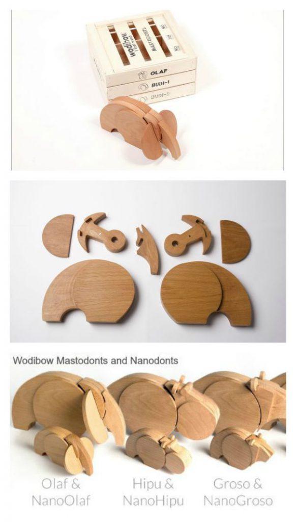 Wodibow Wodibow Mastodonts Nanodonts
