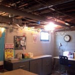 Making Your Basement an Organized Multi-Purpose Family Spot