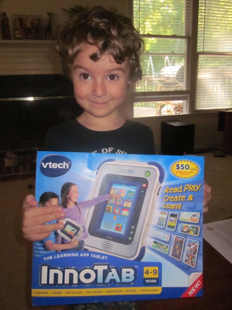 top tech toys- VTech Kids Tablet