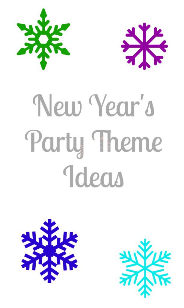 New Year S Party Themes