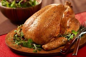 chicken recipes for Christmas- Whole-Roasted-Chicken