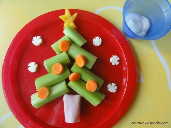 inventive food presentation for kids