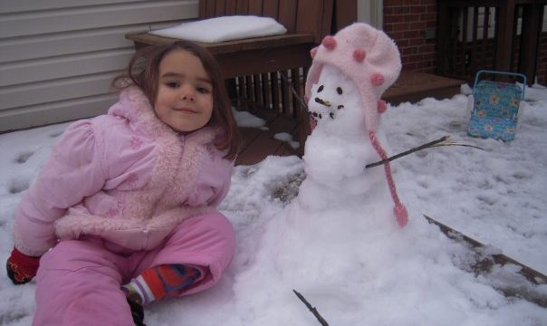 Outdoor Winter Activities To Do With Your Kids
