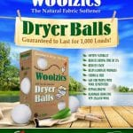 Woolzies Wool Dryer Balls Review
