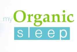 my organic sleep logo