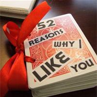 52 Reasons Why Valentine