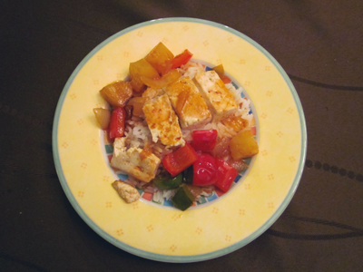 Sweet-and-Sour-Tofu