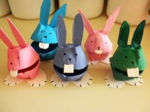 Easter Craft Ideas- DIY Easter Decor