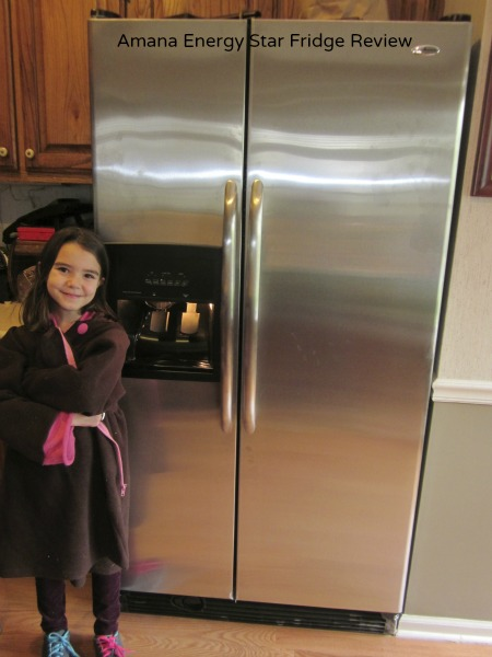 Amana Energy Star Fridge / Family Focus Blog
