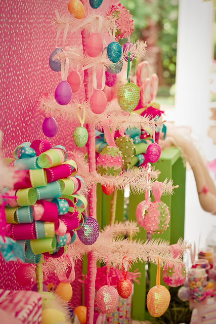 Ribbons – Crafty Ideas for Easter